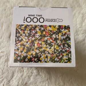 3/$12 New Wine Time 1000 piece Puzzle